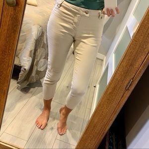 🛍Capri Tan Pants
